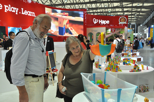 Asia's Largest Toy Fair to Open On October 18th in Shanghai with